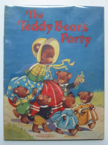 Photo of THE TEDDY BEAR'S PARTY- Stock Number: 595635