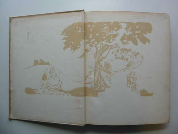 Photo of A WONDER BOOK written by Hawthorne, Nathaniel illustrated by Rackham, Arthur published by Hodder & Stoughton (STOCK CODE: 595656)  for sale by Stella & Rose's Books