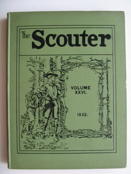 Photo of THE SCOUTER VOLUME XXVI 1932 published by The Boy Scouts Association (STOCK CODE: 596061)  for sale by Stella & Rose's Books
