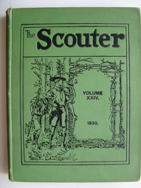 Photo of THE SCOUTER VOLUME XXIV 1930 published by The Boy Scouts Association (STOCK CODE: 596063)  for sale by Stella & Rose's Books