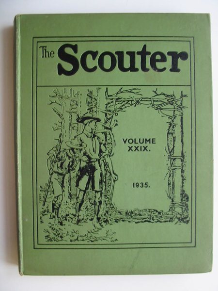 Photo of THE SCOUTER VOLUME XXIX 1935 published by The Boy Scouts Association (STOCK CODE: 596073)  for sale by Stella & Rose's Books