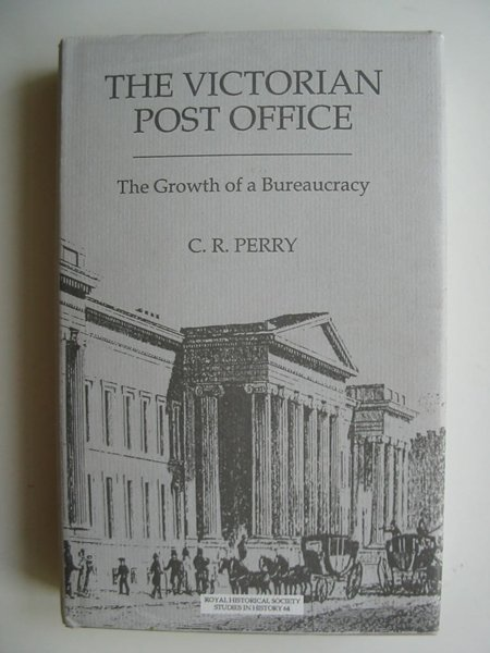Photo of THE VICTORIAN POST OFFICE written by Perry, C.R. published by The Boydell Press (STOCK CODE: 596075)  for sale by Stella & Rose's Books