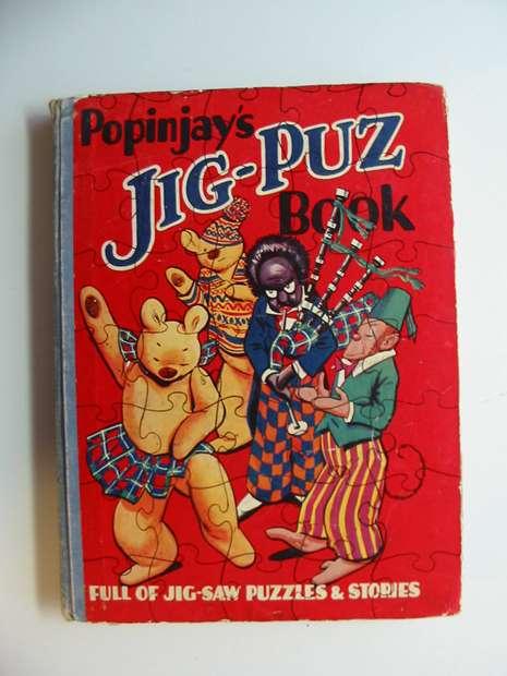Photo of POPINJAY'S JIG-PUZ BOOK- Stock Number: 596255