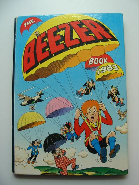 Photo of THE BEEZER BOOK 1983 published by D.C. Thomson & Co Ltd. (STOCK CODE: 596418)  for sale by Stella & Rose's Books