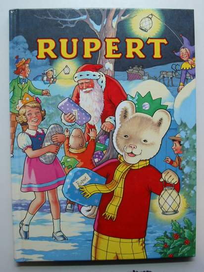 Photo of RUPERT ANNUAL 1992- Stock Number: 596498