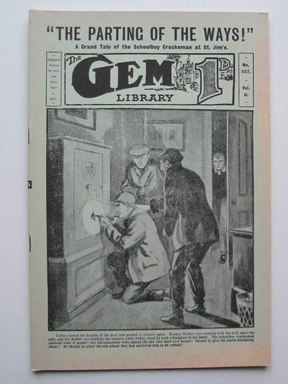 Photo of THE GEM LIBRARY NO. 337, VOL. 8 written by Clifford, Martin published by Howard Baker Press (STOCK CODE: 596584)  for sale by Stella & Rose's Books