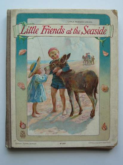 Photo of LITTLE FRIENDS AT THE SEASIDE published by Ernest Nister, E.P. Dutton & Co. (STOCK CODE: 596852)  for sale by Stella & Rose's Books