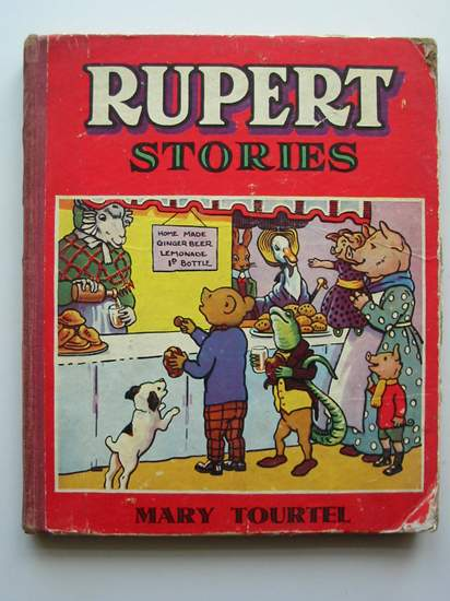 Photo of RUPERT STORIES written by Tourtel, Mary published by Sampson Low, Marston & Co. (STOCK CODE: 596853)  for sale by Stella & Rose's Books