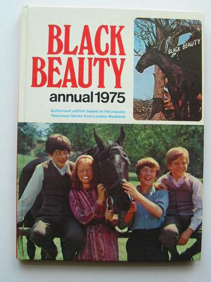 Photo of BLACK BEAUTY ANNUAL 1975- Stock Number: 596857