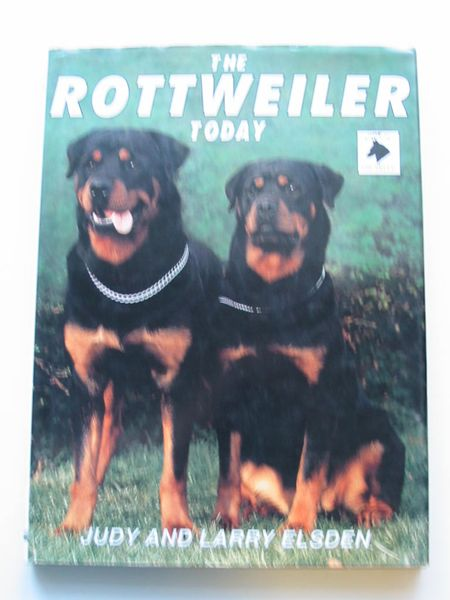 Photo of THE ROTTWEILER TODAY- Stock Number: 597339