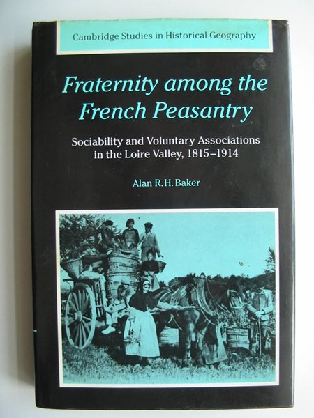 Photo of FRATERNITY AMONG THE FRENCH PEASANTRY written by Baker, Alan R.H. published by Cambridge University Press (STOCK CODE: 597891)  for sale by Stella & Rose's Books