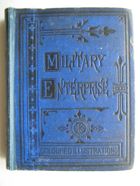 Photo of MILITARY ENTERPRISE published by Frederick Warne & Co. (STOCK CODE: 598010)  for sale by Stella & Rose's Books