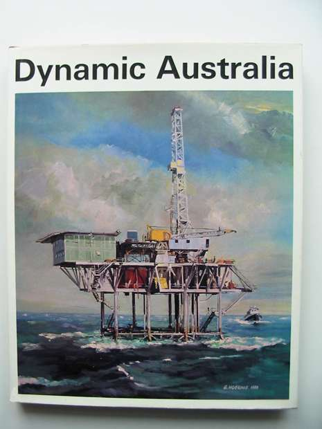 Photo of DYNAMIC AUSTRALIA written by Riddell, D.V. published by Australian Publicity Council (STOCK CODE: 598423)  for sale by Stella & Rose's Books