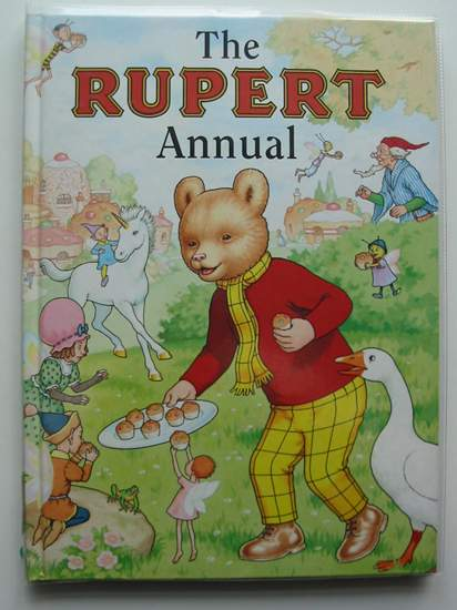 Photo of RUPERT ANNUAL 1998 written by Robinson, Ian illustrated by Harrold, John published by Pedigree Books Limited (STOCK CODE: 598688)  for sale by Stella & Rose's Books