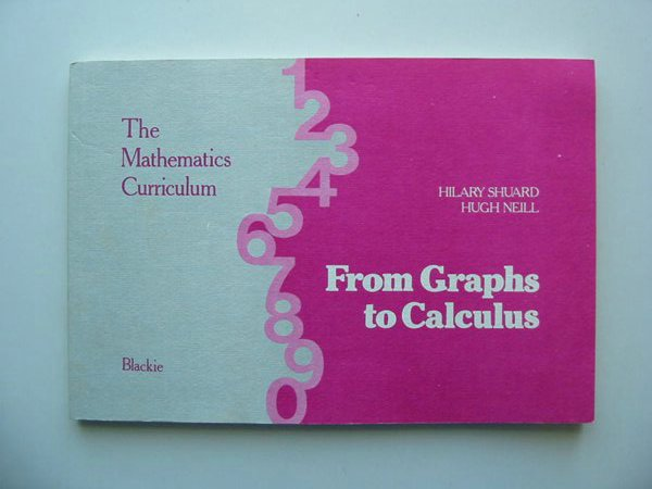 Photo of FROM GRAPHS TO CALCULUS- Stock Number: 598858