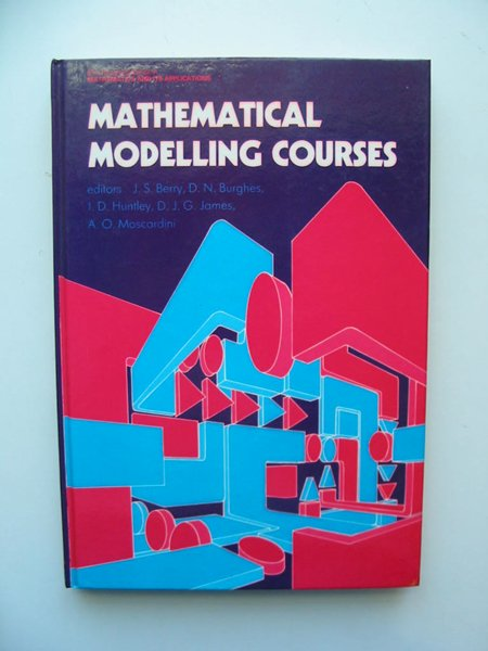 Photo of MATHEMATICAL MODELLING COURSES written by Berry, J.S. et al,  published by Ellis Horwood Ltd (STOCK CODE: 598860)  for sale by Stella & Rose's Books