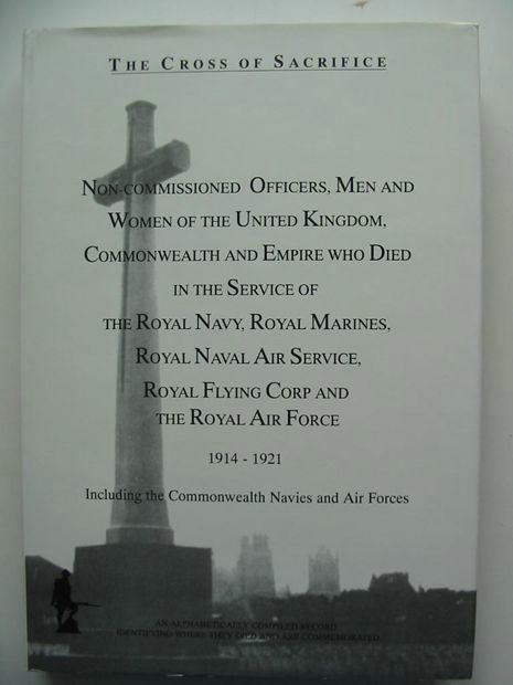 Photo of THE CROSS OF SACRIFICE VOLUME IV written by Jarvis, S.D. Jarvis, D.B. published by Roberts (STOCK CODE: 599047)  for sale by Stella & Rose's Books