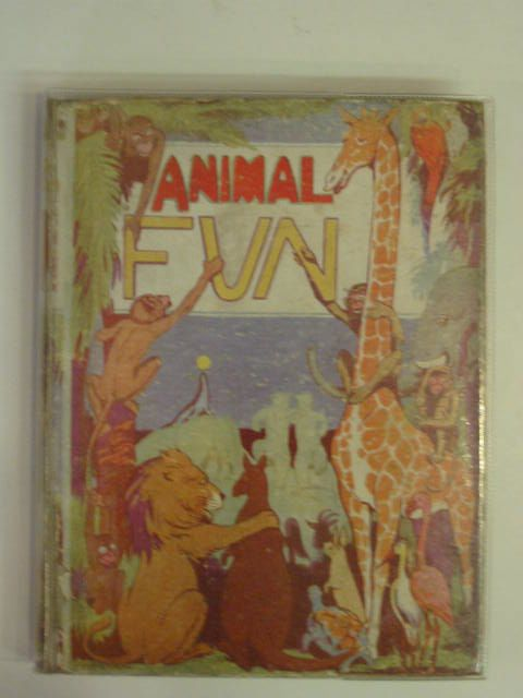 Photo of ANIMAL FUN illustrated by Lambert, H.G.C. Marsh<br />Butler, B.<br />et al.,  published by The Art &amp; Humour Publishing Co. (STOCK CODE: 604131)  for sale by Stella & Rose's Books