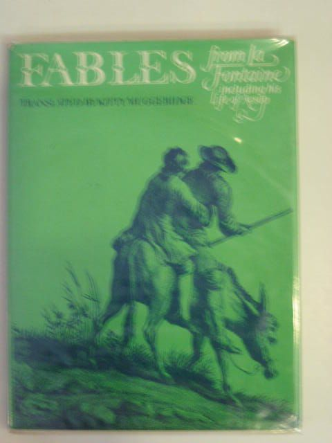 Photo of FABLES FROM LA FONTAINE written by De La Fontaine, Jean Muggeridge, Kitty illustrated by Oudry, J.B. published by Collins (STOCK CODE: 604418)  for sale by Stella & Rose's Books