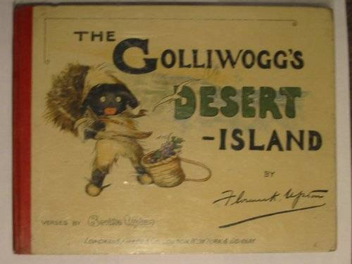 Photo of THE GOLLIWOGG'S DESERT ISLAND- Stock Number: 604491