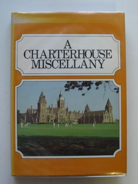 Photo of A CHARTERHOUSE MISCELLANY- Stock Number: 604910