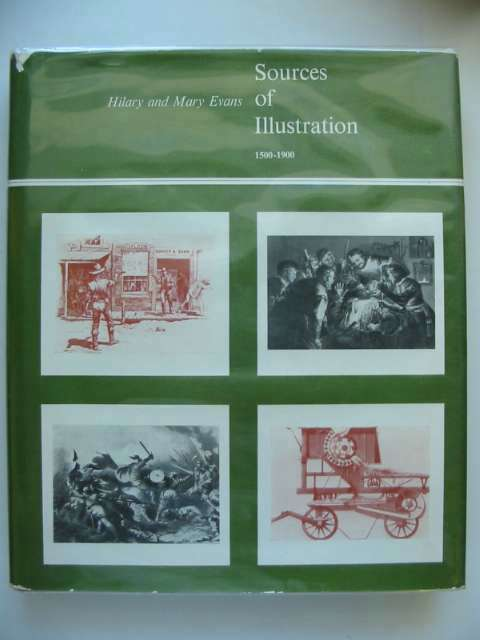 Photo of SOURCES OF ILLUSTRATION 1500-1900- Stock Number: 604914
