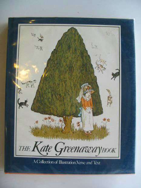 Photo of THE KATE GREENAWAY BOOK- Stock Number: 604987