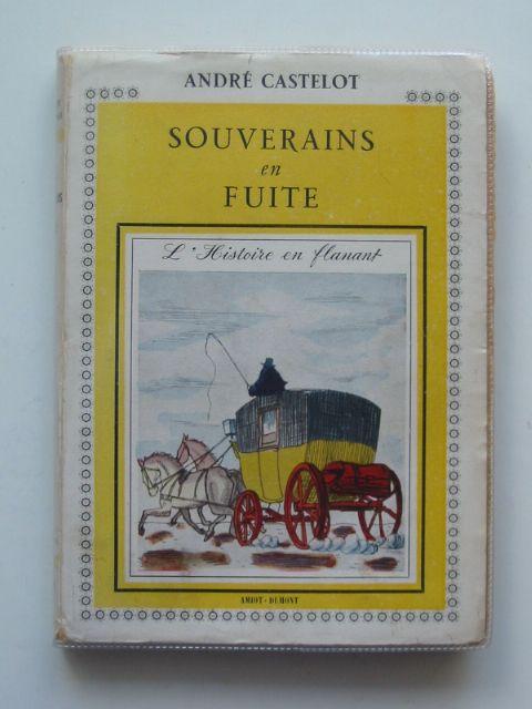 Photo of SOUVERAINS EN FUITE- Stock Number: 605686