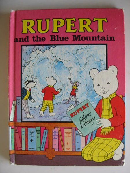 Photo of RUPERT AND THE BLUE MOUNTAIN- Stock Number: 605702