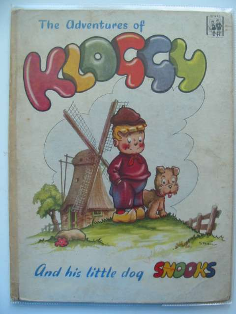 Photo of THE ADVENTURES OF KLOGGY- Stock Number: 607953