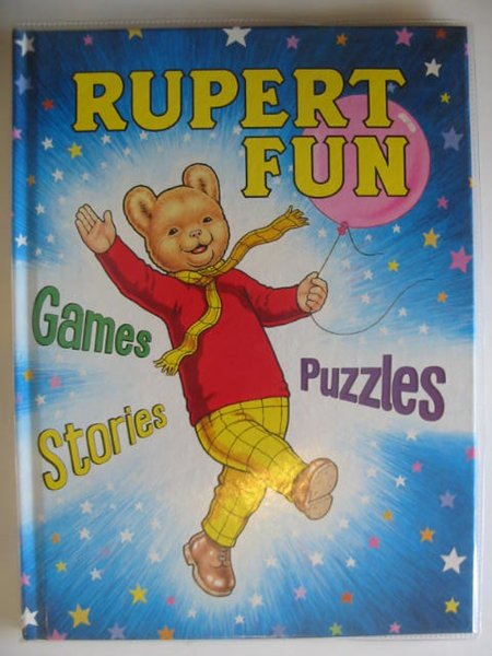 Photo of RUPERT FUN written by Bestall, Alfred illustrated by Bestall, Alfred published by Express Newspapers Ltd. (STOCK CODE: 608068)  for sale by Stella & Rose's Books
