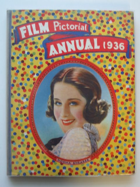 Photo of FILM PICTORIAL ANNUAL 1936- Stock Number: 608786