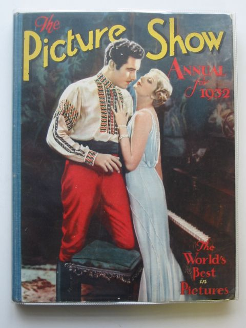 Photo of PICTURE SHOW ANNUAL 1932- Stock Number: 608789