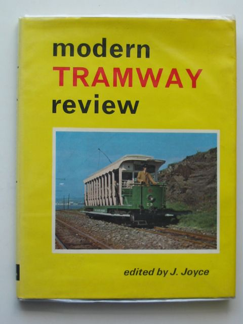Photo of MODERN TRAMWAY REVIEW- Stock Number: 608953