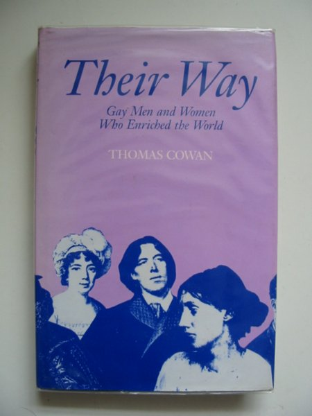 Photo of THEIR WAY written by Cowan, Thomas published by Arlington Books (STOCK CODE: 611428)  for sale by Stella & Rose's Books