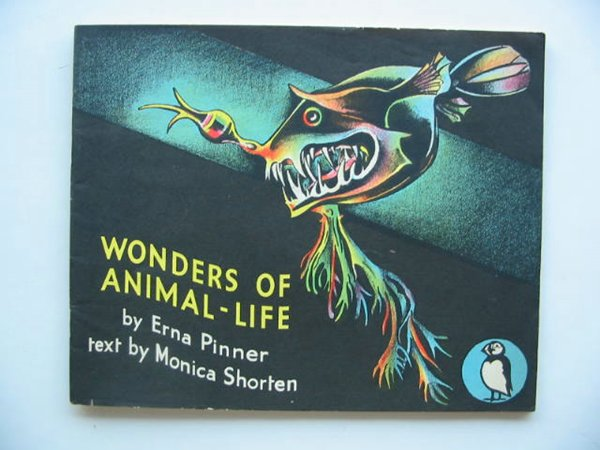 Photo of WONDERS OF ANIMAL LIFE written by Shorten, Monica illustrated by Pinner, Erna published by Penguin (STOCK CODE: 612358)  for sale by Stella & Rose's Books