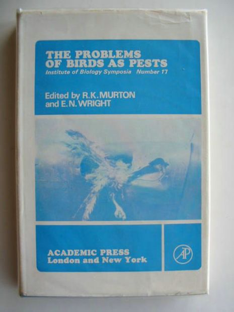 Photo of THE PROBLEMS OF BIRDS AS PESTS- Stock Number: 614662