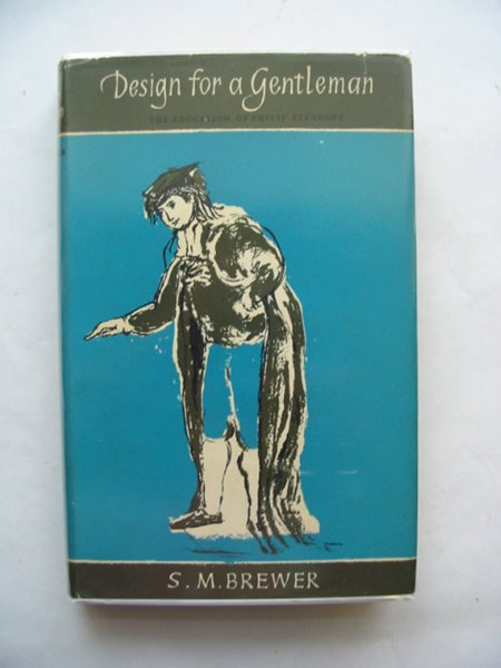 Photo of DESIGN FOR A GENTLEMAN written by Brewer, S.M. published by Chapman & Hall (STOCK CODE: 614766)  for sale by Stella & Rose's Books