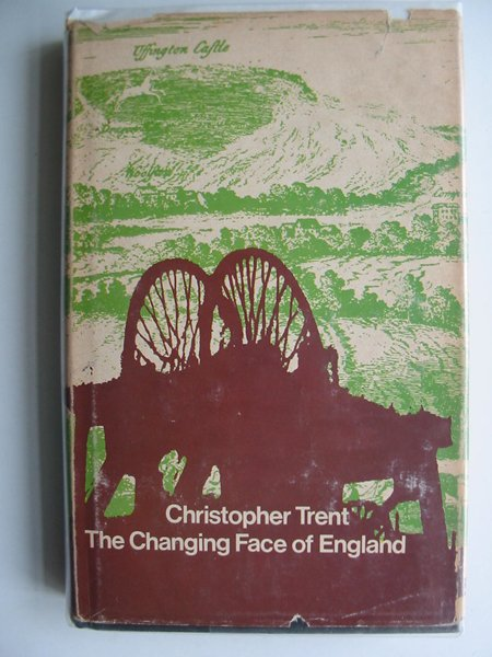 Photo of THE CHANGING FACE OF ENGLAND written by Trent, Christopher published by White Lion Books (STOCK CODE: 617772)  for sale by Stella & Rose's Books