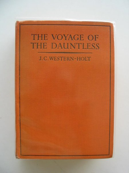 Photo of THE VOYAGE OF THE DAUNTLESS- Stock Number: 619284