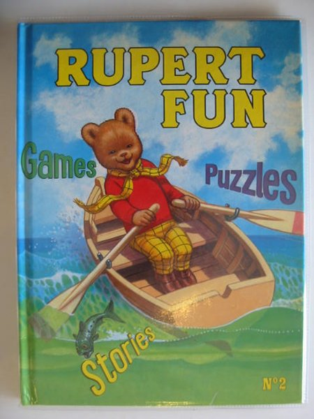 Photo of RUPERT FUN NO. 2 written by Bestall, Alfred illustrated by Bestall, Alfred published by Express Books (STOCK CODE: 619544)  for sale by Stella & Rose's Books