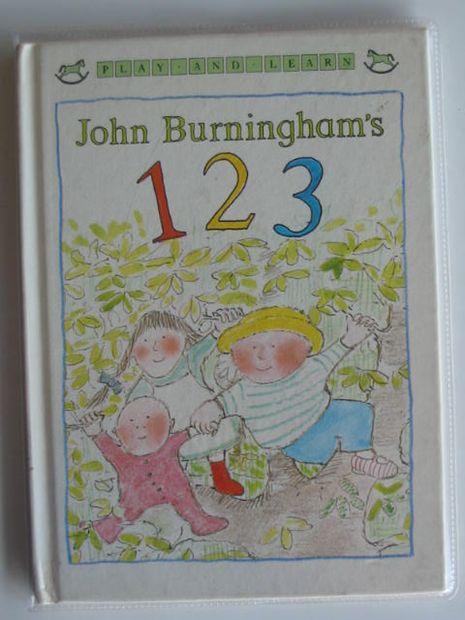 Photo of JOHN BURNINGHAM'S 123- Stock Number: 620050