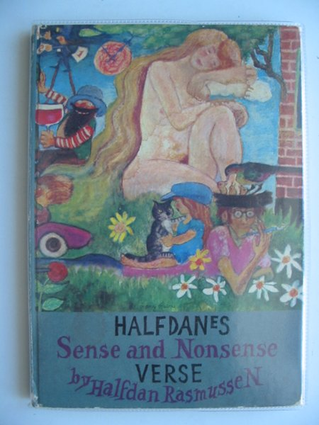 Photo of HALFDANES NONSENSE AND NURSERY RHYMES written by Rasmussen, Halfdan published by Schonbergske (STOCK CODE: 620198)  for sale by Stella & Rose's Books