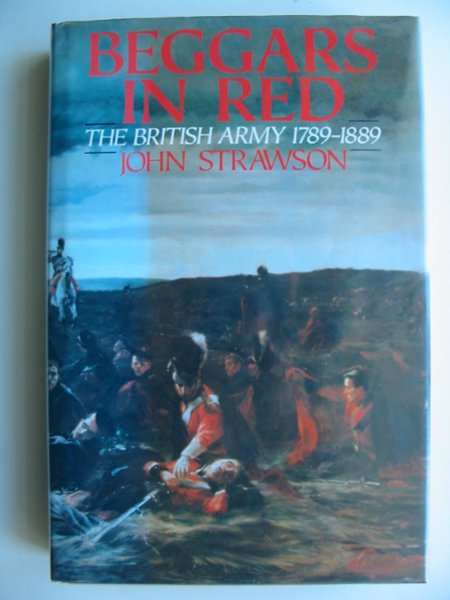Photo of BEGGARS IN RED written by Strawson, John published by Hutchinson (STOCK CODE: 620249)  for sale by Stella & Rose's Books