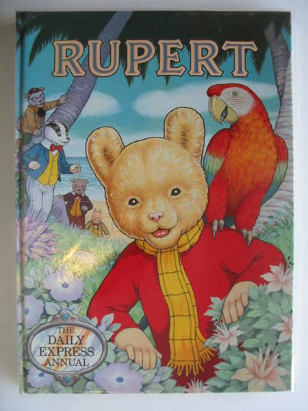 Photo of RUPERT ANNUAL 1987 written by Henderson, James illustrated by Harrold, John published by Daily Express (STOCK CODE: 621214)  for sale by Stella & Rose's Books