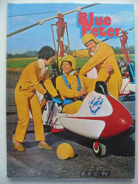 Photo of BLUE PETER ANNUAL No. 7 - SEVENTH BOOK written by Baxter, Biddy<br />Barnes, Edward<br />Gill, Rosemary published by British Broadcasting Corporation (STOCK CODE: 621234)  for sale by Stella & Rose's Books
