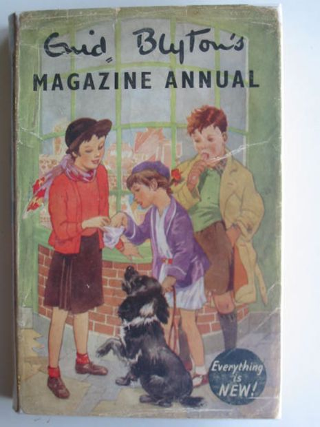 Photo of ENID BLYTON'S MAGAZINE ANNUAL NO. 2- Stock Number: 621751