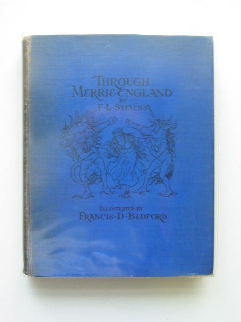 Photo of THROUGH MERRIE ENGLAND written by Stevens, F.L. illustrated by Bedford, F.D. published by Frederick Warne & Co Ltd. (STOCK CODE: 621915)  for sale by Stella & Rose's Books