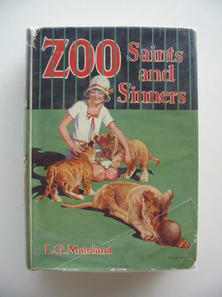 Photo of ZOO SAINTS AND SINNERS written by Mainland, Leslie G. illustrated by Brightwell, L.R. published by S.W. Partridge & Co. (STOCK CODE: 622305)  for sale by Stella & Rose's Books