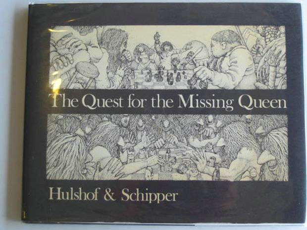 Photo of THE QUEST FOR THE MISSING QUEEN written by Hulshof, Paul Schipper, Robert Vincent published by Kestrel Books (STOCK CODE: 622572)  for sale by Stella & Rose's Books